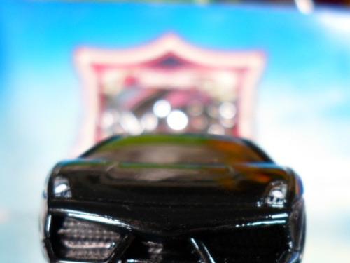 hotwheels lamborghini gallardo superleggera black bandit