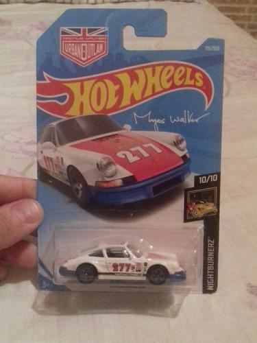 hotwheels porshe 911 del 71