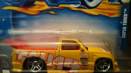 hotwheels super tuned