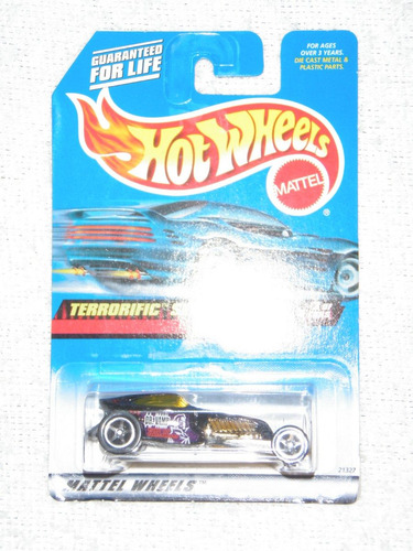 hotwheels sweet 16 ii, terrorific series, collector 979 1998