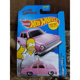 Hotwheels The Simpsons Family Car. Año 2015! Nuevos