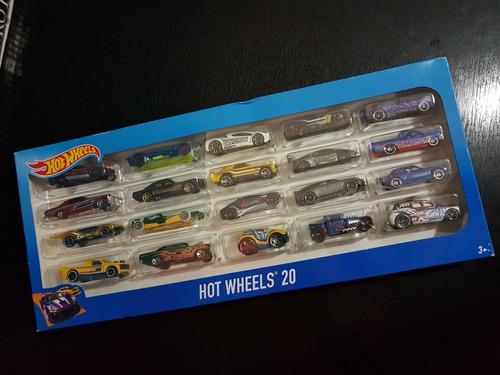 hotwheels x 20