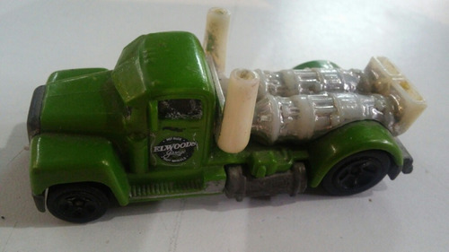 hotwhells mattels 2014 camion