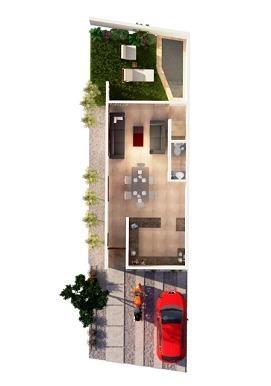 house 39 townhouse benito juarez norte 3 recamaras 4 meses