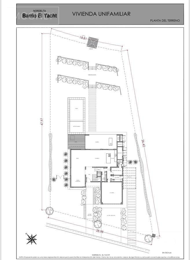 house - el yacht nordelta
