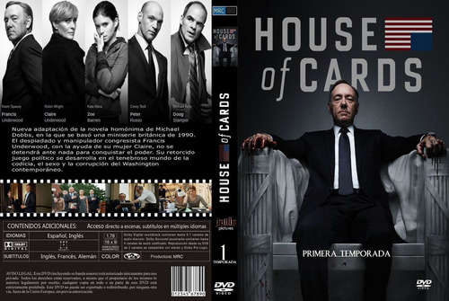 house of cards - completa