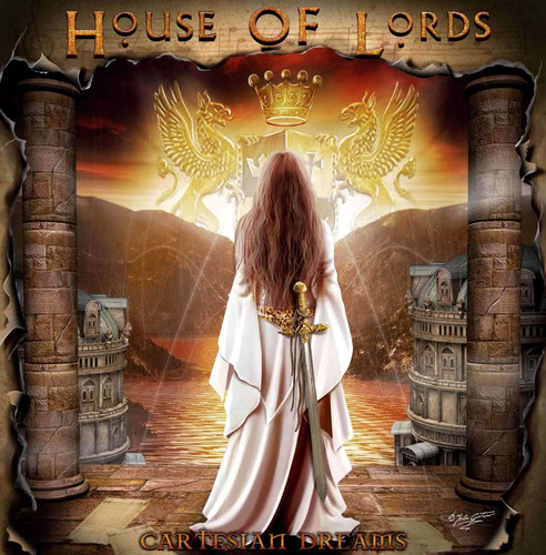 house of lords cartesian dreams cd nuevo