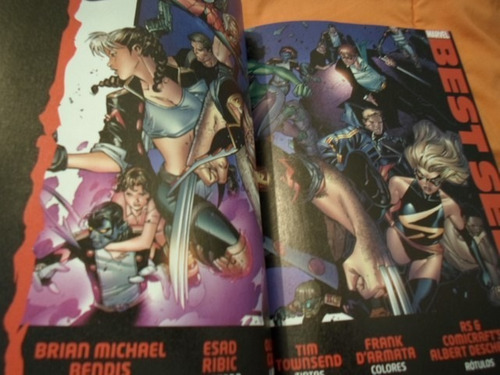 house of m x men increible marvel comics best seller