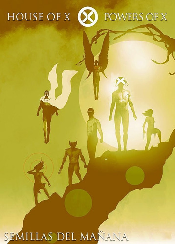 house of x / powers of x | comic completo | digital