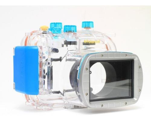 housing camara polaroid dive rated waterproof underwater h