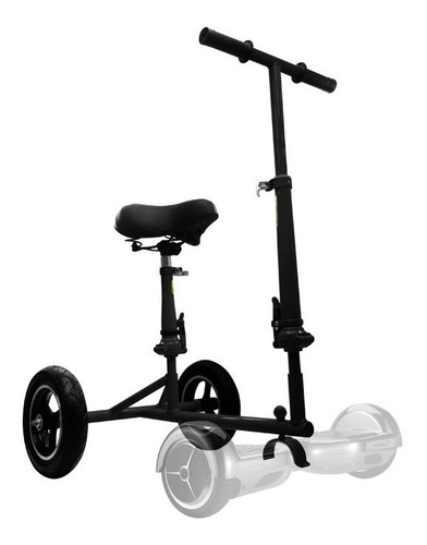 hover bike sit para scooter
