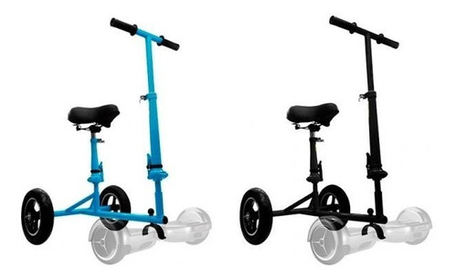 hover bike sit para scooter /  colores / intense devices