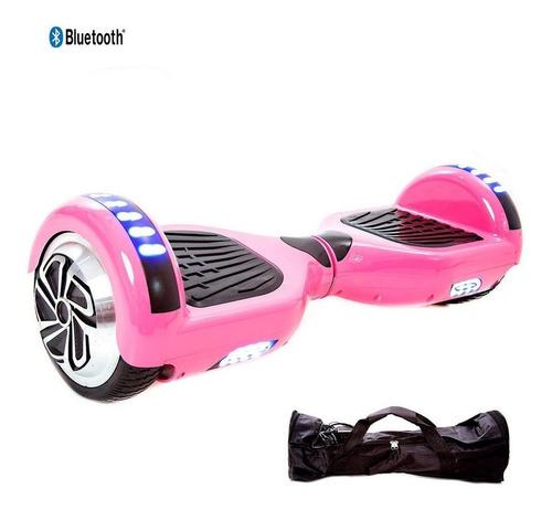 hoverboard 6,5 smart balance com bluetooth skate over board