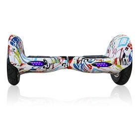 Hoverboard, Balance Wheel 10¨ Bluetooth + Bolso Patineta