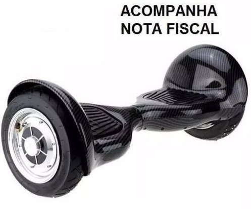hoverboard skate elétrico 10 polegadas - c/ nota fiscal dsr