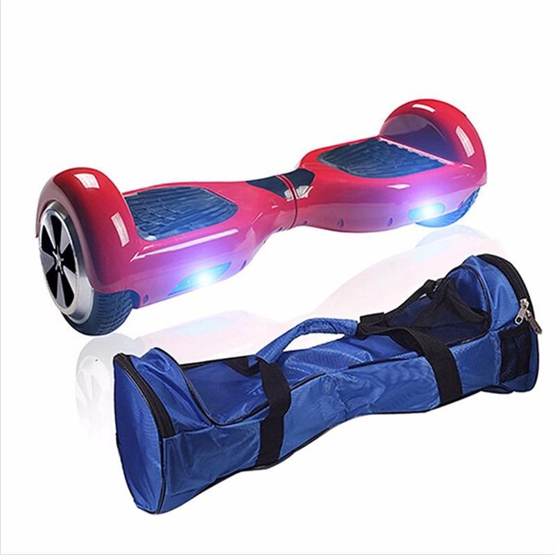 44b08daa8bb12 Hoverboard Skate Eletrico + Bolsa De Brinde - R  675