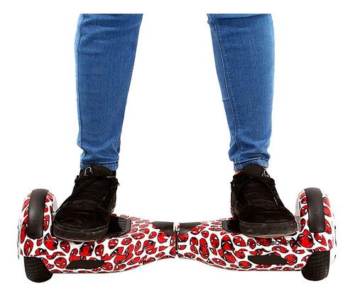 hoverboard skate eletrico roda 6,5  hq homem aranha samsung