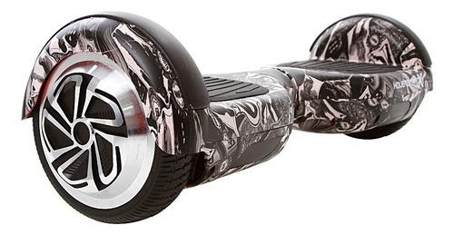 hoverboard skate elétrico roda 6,5 retro hoverboardx samsung