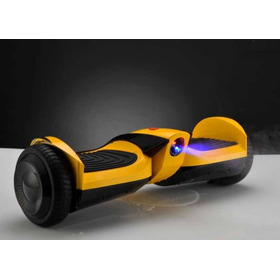 Hoverboard Turbo Fuego, Bluetooth, Luces Led, Ip 54, Vapor
