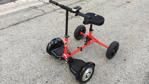 hovertbike para patineta electrica + envio gratis
