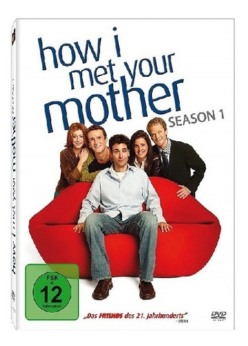 how i met your mother - completa - dvd
