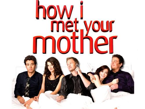 how i met your mother - série completa dublada f envios