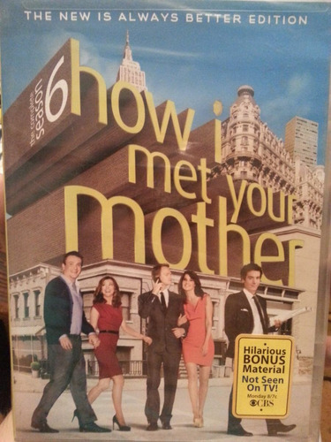 how i met your mother temporada 6 nueva peliculasdelrio