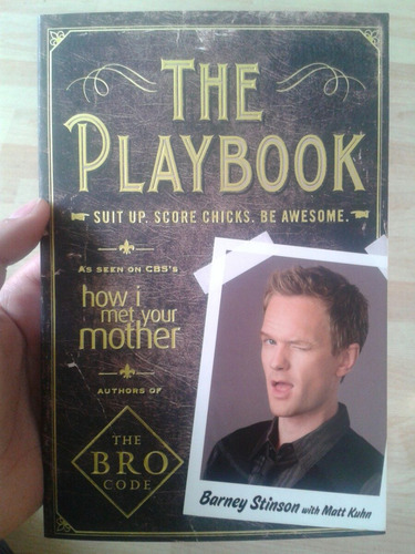 how i met your mother the playbook