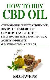 How To Buy Cbd Oil : Ema Hawkins