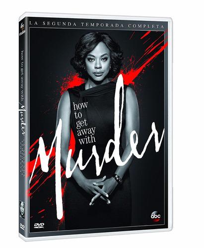 how to get away with murder segunda temporada 2 dos dvd