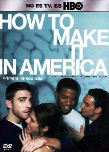 how to make it in america paquete temporadas 1 y 2 serie dvd