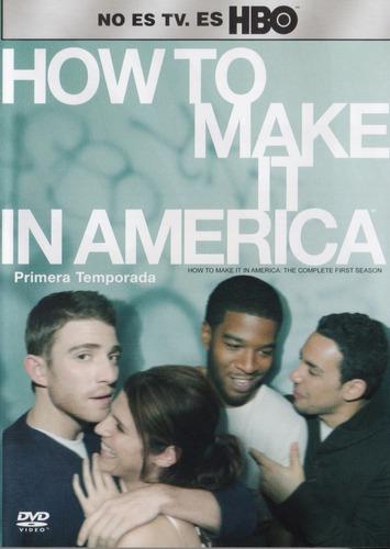 how to make it in america primera temporada 1 uno serie dvd