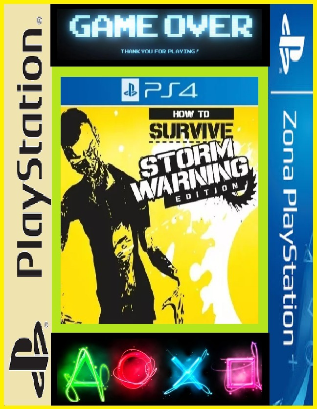 how to survive storm warning edition ps4