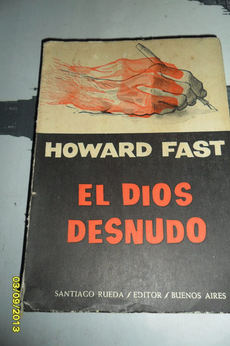 howard fast  el dios desnudo usado
