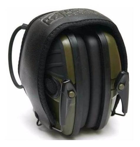 howard leight orejeras electrónicas para deportes de impacto
