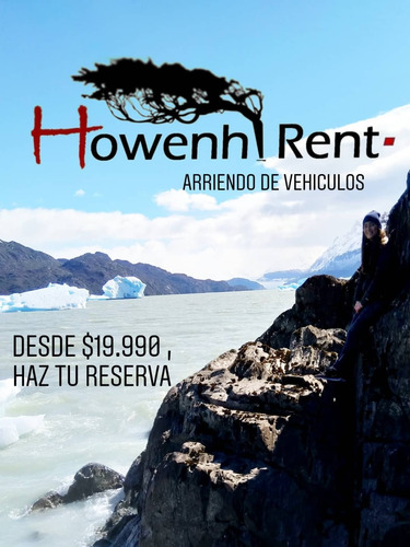 howenh rent a car - punta arenas