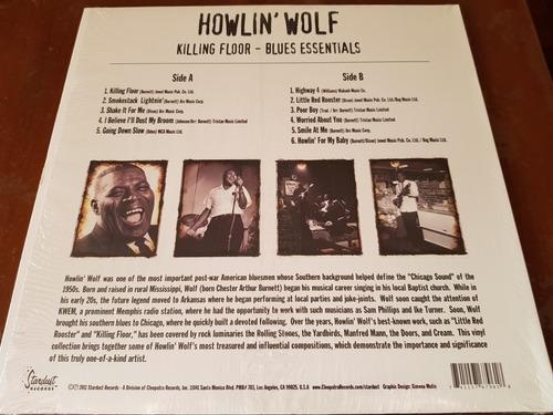 howlin' wolf killing floor vinilo lp 180gr