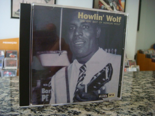 howlin' wolf - the very best (mestres do blues #6)