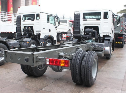 howo t5g cargo 4x2