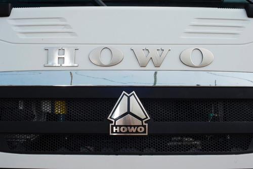 howo t5g volcadora 15m3 6x4 280hp