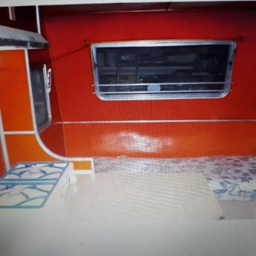 hoy 135000$ liquido casa rodante aluminizada