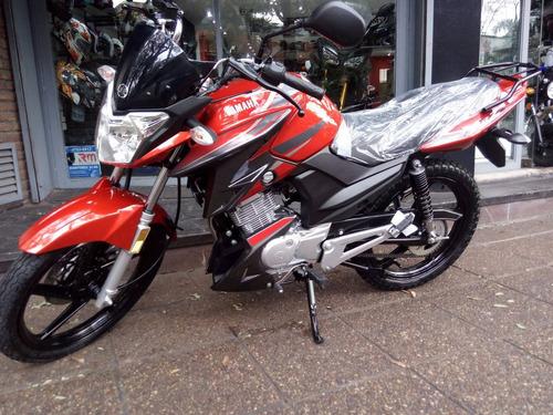 hoy en motolandia yamaha ybr 125z nuevo modelo tel 47927673