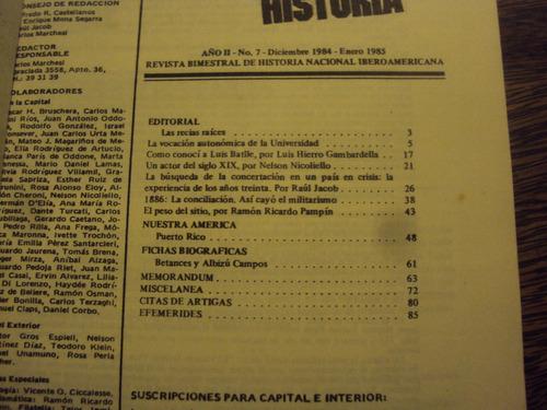 hoy es historia luis batlle universidad concertacion 1886