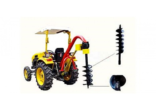 hoyadora hd 14 taurus agricola implemento para tractor