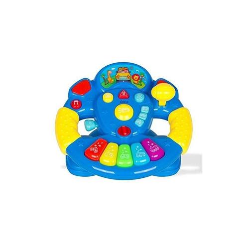 hoyuelo jugar volante con una tonelada de botones, modos, lu