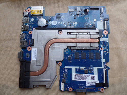 hp 14 ac101la notebook - board intel celn3050 - n u e v a -