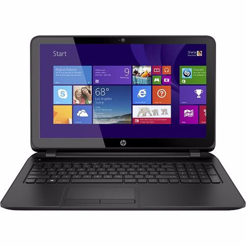 hp 15-f003dx amd quad-core 15.6 hd 4 gb, 750gb hd win 8.1