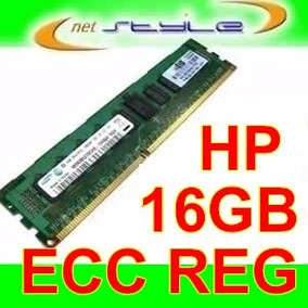 Hp 16gb Ddr3 Ecc Reg P/ Hp Proliant Dl580 G8
