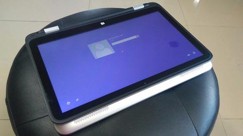 hp 360 touchscreen core i5  6ram 1000gb