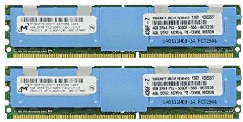 hp 397413-b21 kit de memoria 4gb fb-dimm pc2-5300 2x2gb